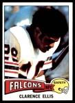 1975 Topps #18  Clarence Ellis  Front Thumbnail