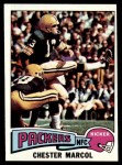 1975 Topps #330  Chester Marcol  Front Thumbnail