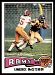 1975 Topps #360  Lawrence McCutcheon  Front Thumbnail
