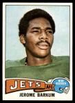 1975 Topps #372  Jerome Barkum  Front Thumbnail