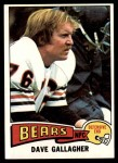 1975 Topps #379  Dave Gallagher  Front Thumbnail