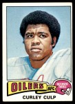 1975 Topps #297  Curley Culp  Front Thumbnail