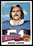 1975 Topps #27  Bruce Jarvis  Front Thumbnail