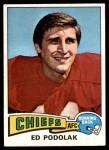 1975 Topps #373  Ed Podolak  Front Thumbnail