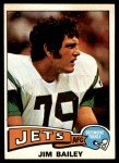1975 Topps #398  Jim Bailey  Front Thumbnail