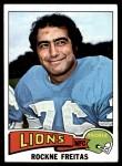 1975 Topps #102  Rockne Freitas  Front Thumbnail