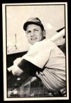 1953 Bowman B&W #37  Hal Jeffcoat  Front Thumbnail