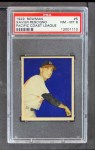 1949 Bowman Pacific Coast League #5  Xavier Rescigno  Front Thumbnail