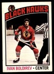 1976 Topps #251  Ivan Boldirev  Front Thumbnail