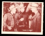 1950 Topps Hopalong Cassidy #151   The meeting Front Thumbnail