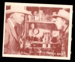 1950 Topps Hopalong Cassidy #155   Fake gold bricks Front Thumbnail