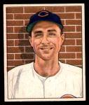 1950 Bowman #197 CPR John Wyrostek  Front Thumbnail