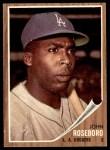 1962 Topps #32  John Roseboro  Front Thumbnail