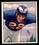 1950 Bowman #85  Fred Naumetz  Front Thumbnail