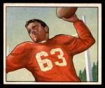 1950 Bowman #36  Frank Albert  Front Thumbnail