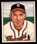 1950 Bowman #193  Pete Reiser  Front Thumbnail