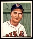 1950 Bowman #186 CPR Ken Keltner  Front Thumbnail