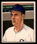 1950 Bowman #184 CPR Randy Gumpert  Front Thumbnail