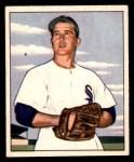 1950 Bowman #183  Mickey Haefner  Front Thumbnail