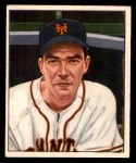 1950 Bowman #235 CPR Tookie Gilbert  Front Thumbnail