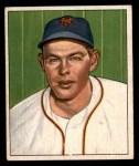 1950 Bowman #118  Clint Hartung  Front Thumbnail