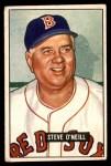 1951 Bowman #201  Steve O'Neill  Front Thumbnail