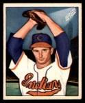 1950 Bowman #181 CPR Marino Pieretti  Front Thumbnail