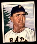 1950 Bowman #203 CPR Danny Murtaugh  Front Thumbnail