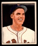 1950 Bowman #188 CPR Earl Johnson  Front Thumbnail