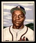 1950 Bowman #248 CPR Sam Jethroe  Front Thumbnail