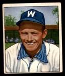 1950 Bowman #54  Gil Coan  Front Thumbnail