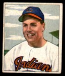 1950 Bowman #130  Dale Mitchell  Front Thumbnail