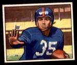 1950 Bowman #141  Gene Roberts  Front Thumbnail