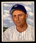 1950 Bowman #155  Frank Shea  Front Thumbnail
