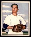 1950 Bowman #183 CPR Mickey Haefner  Front Thumbnail