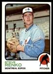1973 Topps #623  Steve Renko  Front Thumbnail