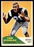 1960 Fleer #85  Tom Rychlec  Front Thumbnail