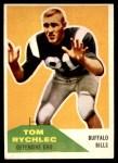 1960 Fleer #85  Tom Rychlec  Front Thumbnail