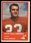 1963 Fleer #85  Goose Gonsoulin  Front Thumbnail