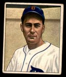 1950 Bowman #133  Don Kolloway  Front Thumbnail