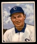 1950 Bowman #237 CPR Bill Salkeld  Front Thumbnail