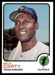 1973 Topps #435  Rico Carty  Front Thumbnail
