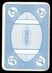 1971 Topps Game #35  Fran Tarkenton  Back Thumbnail