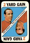 1971 Topps Game #6  Ron Berger  Front Thumbnail