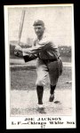1916 M101-5 Blank Back Reprint #86  Joe Jackson  Front Thumbnail