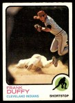 1973 Topps #376  Frank Duffy  Front Thumbnail