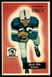 1955 Bowman #147  Zollie Toth  Front Thumbnail
