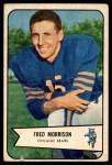 1954 Bowman #35  Fred Morrison  Front Thumbnail