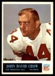 1965 Philadelphia #173  John David Crow  Front Thumbnail