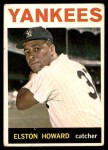1964 Topps #100  Elston Howard  Front Thumbnail